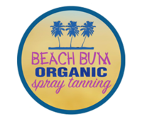 Beach Bum Organic Spray Tanning  logo