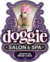 Doggie Salon & Spa logo
