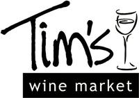 Tim's Wine Market logo