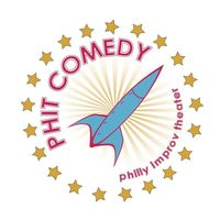 Philly Improv Theater (PHIT Comedy) logo