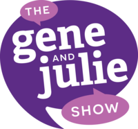 The Gene & Julie Show logo