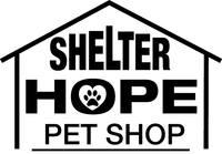 Shelter Hope Pet Shop logo