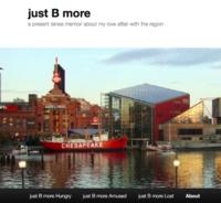 JustBmore blog logo