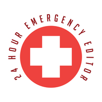 24 Hour Emergency Editor logo