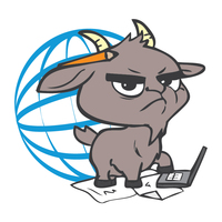 Grumpy Goat Studio logo