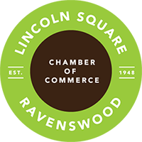 Lincoln Square Ravenswood Chamber of Commerce logo