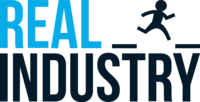 Real Industry logo