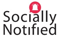 Socially Notified logo