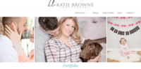 Katie Browne Photography logo
