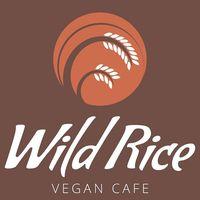 Wild Rice Vegan Cafe logo