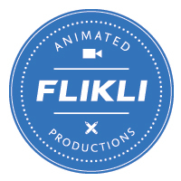 Flikli Production Studio logo