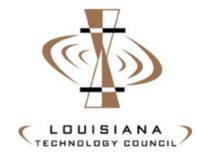 Louisiana Technology Council logo