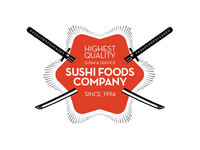 Sushi Foods Co logo