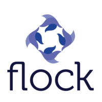 Flock Productions logo