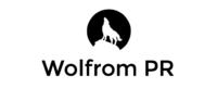 Wolfrom PR  logo