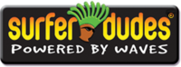 Surfer Dudes logo