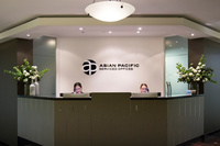 Asian Pacific Corporation logo