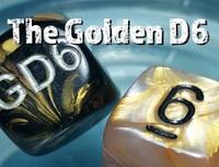 The Golden D6 logo