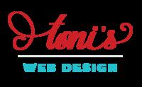 Toni's Web Design logo