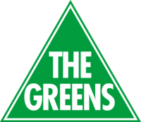 The Australian Greens logo