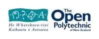 Open Polytechnic of New Zealand logo