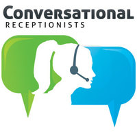 Conversational Receptionists logo
