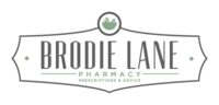 Brodie Lane Pharmacy logo