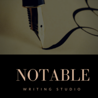 Notable Writing Studio logo