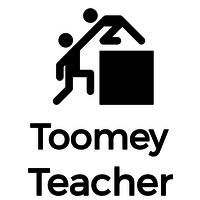 Toomey Teacher logo