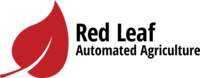 Red Leaf Automated Agriculture  logo