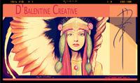 D'Balentine Creative logo