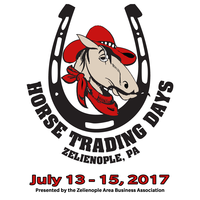 Zelienople Horse Trading Days logo