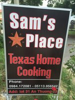 Sam's Place Da Nang logo