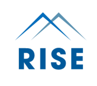 RISE Athletes logo