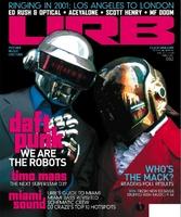 URB Magazine  logo