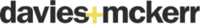 Davies+Mckerr logo