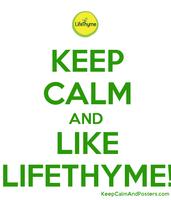 LifeThyme Natural Market logo