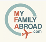 My Family Abroad logo