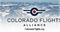 Telluride Montrose Regional Air Organization - (Now Colorado Flights Alliance) logo