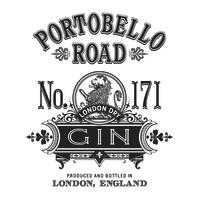 Portobello Rd Gin logo