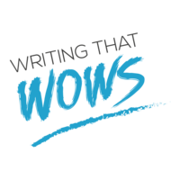 Writing That Wows logo