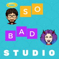 So Bad Studio logo