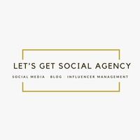 Let's Get Social Agency logo