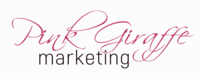 Pink Giraffe Marketing logo