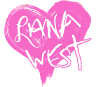 Lana West logo