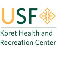 Koret Health & Rec Center logo