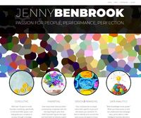 Jenny Benbrook logo