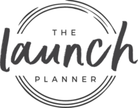 The Launch Planner logo