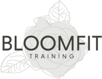 BloomFit Training logo
