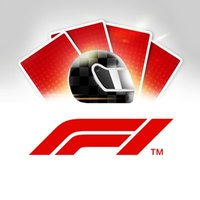 F1 Trading Card Game logo